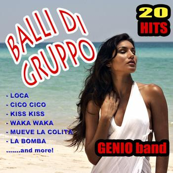 Genio Band - Balli di gruppo (Cover Version)