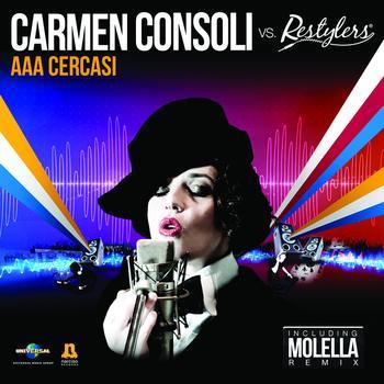 Carmen Consoli - AAA Cercasi (Carmen Consoli vs. Restylers)