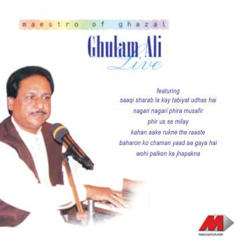 Ghulam Ali - Ghulam Ali Live