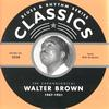 Walter Brown - 1947-1951