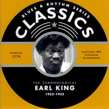 Earl King - 1953-1955