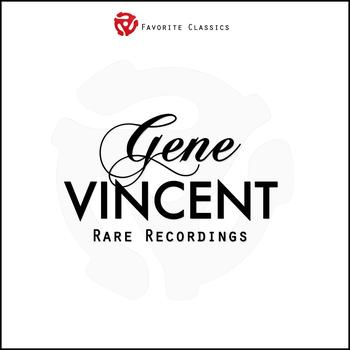 Gene Vincent - Rare Recordings
