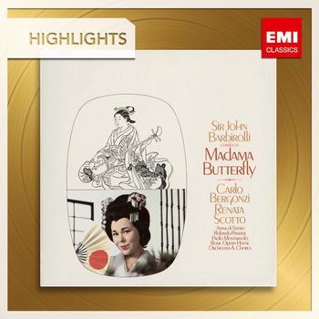 Sir John Barbirolli - Puccini: Madama Butterfly