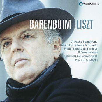 Daniel Barenboim - Liszt : Symphonies & Sonatas