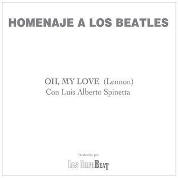 Luis Alberto Spinetta - Oh my love (The Beatles)