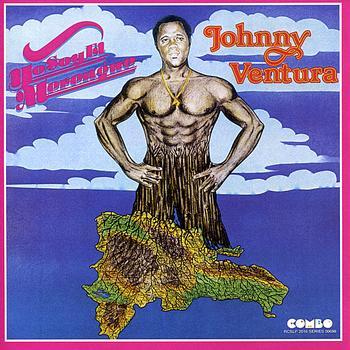 Johnny Ventura - Yo Soy el Merengue