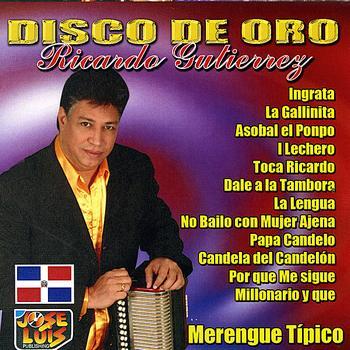 Ricardo Gutierrez - Disco de Oro