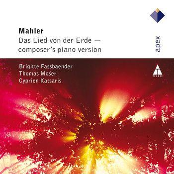 CYPRIEN KATSARIS - Mahler : Das Lied von der Erde - Piano Version