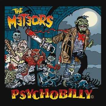 The Meteors - Psychobilly