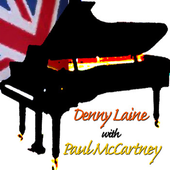 Denny Laine - Denny Laine wih Paul Mc Cartney