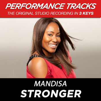 Mandisa - Stronger (Performance Tracks) - EP
