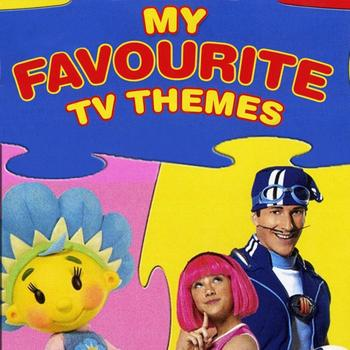 my favourite tv themes vocal various artists