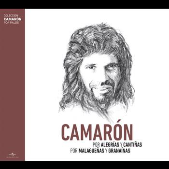 Camaron De La Isla - Camaron - Por Alegrias y Cantiñas / Por Malagueñas y Granainas