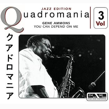Gene Ammons - You Can Depend On Me  Vol.3