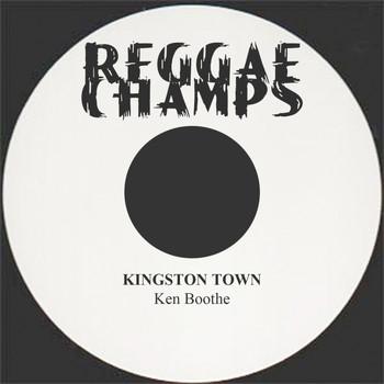 Ken Boothe - Kingston Town - Single