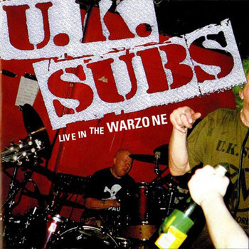 U.K. Subs - Live In The Warzone