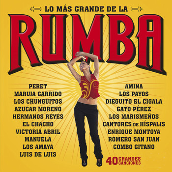 Various Artists - Lo Más Grande De La Rumba