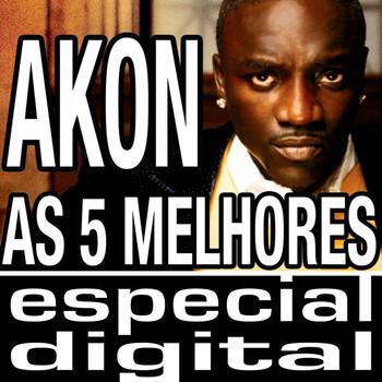 Akon - As Cinco Melhores