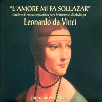 """Eduardo Paniagua - """"L'Amore Mi Fa Sollazar"""" Concierto De Música Renacentista Para Instrumentos Diseñados Por Leonardo Da Vinci"""