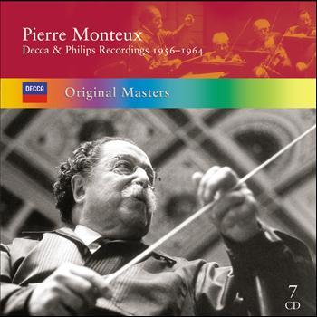 Pierre Monteux - Pierre Monteux  - Recordings 1956-1964