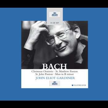 John Eliot Gardiner / English Baroque Soloists - Bach, J.S.: Christmas Oratorio; St. Matthew Passion; St. John Passion; Mass in B minor