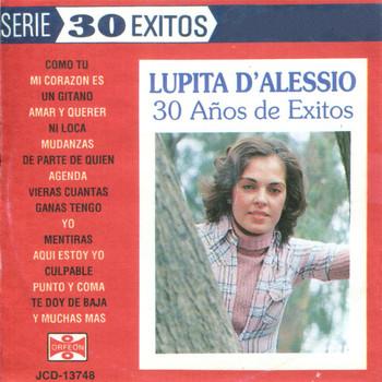 Lupita D'Alessio - 30 Años de Exitos