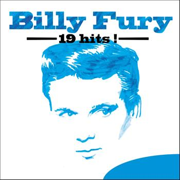Billy Fury - 19 Hits !