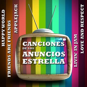 Varios Artistas - Canciones De Los Anuncios Estrella