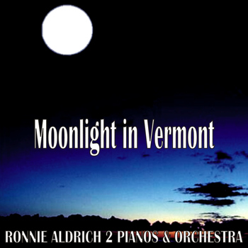 Ronnie Aldrich - Moonlight in Vermont