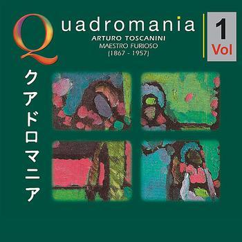 """Arturo Toscanini - Arturo Toscanini: """"Maestro Furioso""""-Vol.1"""