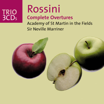 Sir Neville Marriner / Academy of St. Martin in the Fields - Rossini: Complete Overtures
