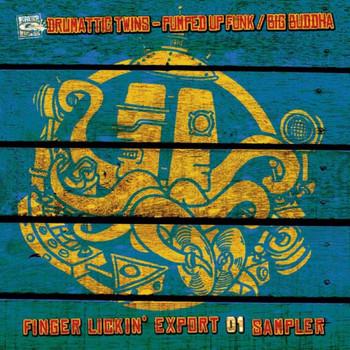 Drumattic Twins - Pumped Up Funk