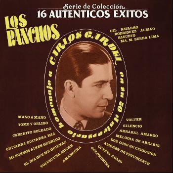 Los Panchos - S.C.16 Auténticos Exitos Los Panchos Homenaje A Carlos Gardel En Su 50 Aniversario