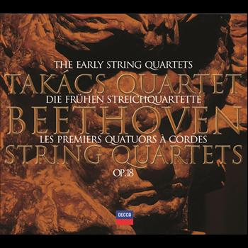 Takács Quartet - Beethoven: The Early Quartets