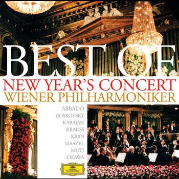 Claudio Abbado / Herbert von Karajan / Lorin Maazel / Wiener Philharmoniker - Best of New Year's Concert