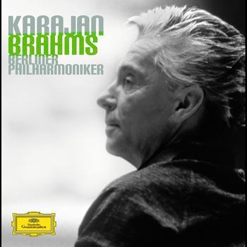 Herbert von Karajan / Berliner Philharmoniker - Brahms: The Complete Symphonies