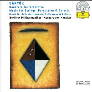Herbert von Karajan / Berliner Philharmoniker - Bartók: Concerto for Orchestra; Music for Strings, Percussion & Celesta