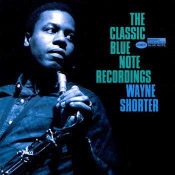 Wayne Shorter - The Classic Blue Note Recordings