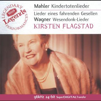 Kirsten Flagstad - Mahler: Kindertotenlieder / Wagner: Wesendonk Lieder etc