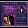 André Previn / London Symphony Orchestra / Kyung Wha Chung - Prokofiev: Violin Concertos Nos.1 & 2 / Stravinsky: Violin Concerto