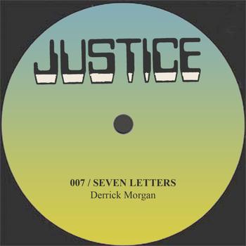 Derrick Morgan - 007 / Seven Letters