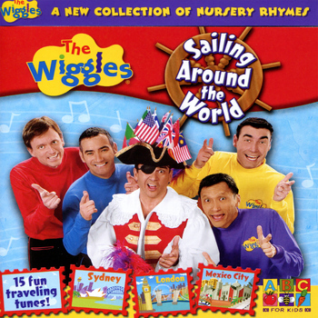 The Wiggles - Sailing Around The World