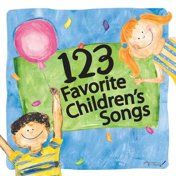 Baby Genius - 123 Favorite Children's Songs