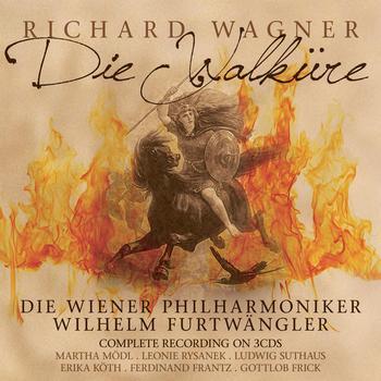 Richard Wagner - Die Walküre. Dir.: W. Furtwängler
