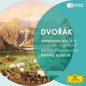 "Rafael Kubelik / Berliner Philharmoniker - Dvorák: Symphonies Nos.6 - 9 ""From the New World"""