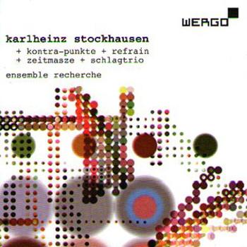Karlheinz Stockhausen - Kontra-Punkte+Refrain+Zeitmasse+Schlagtrio