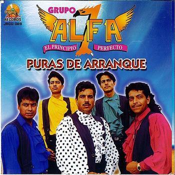 Grupo Alfa 7 - Puras De Arranque