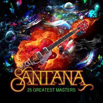 Santana - 25 Greatest Masters