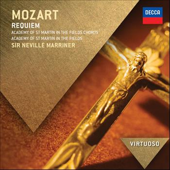 Sir Neville Marriner / Academy of St. Martin in the Fields / Robert Lloyd / Academy of St. Martin in the Fields Chorus / Carolyn Watkinson / Sylvia McNair / Francisco Araiza - Mozart: Requiem