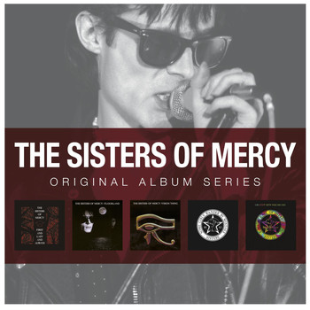 Sisters Of Mercy - Original Album Series